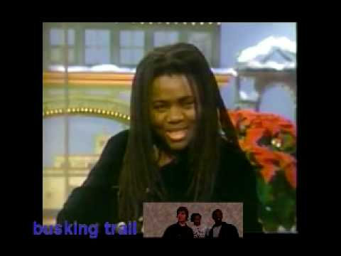 Tracey Chapman interviewd by Rosie O'Donnell
