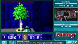 Spear of Destiny by Capnclever in 23:32 - Summer Games Done Quick 2015 - Part 102