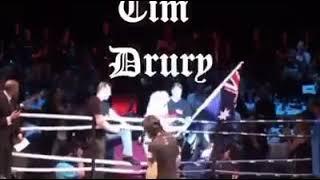 Tim Drury fight highlights