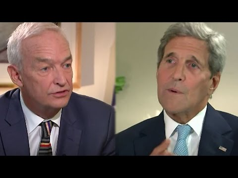 John Kerry: full interview on Syria, Russia and climate change
