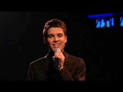 The X Factor 2009 - Joe McElderry: Don't Stop Believing - Live Final (itv.com/xfactor)
