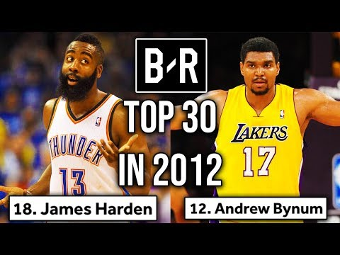 Looking Back At Bleacher Report's Top 30 NBA Players List From 2012