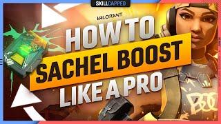 The Pro RAZE MOVËMENT GUIDE: Satchel Boost, Double Jump, & Triple Jump Tutorial - Valorant