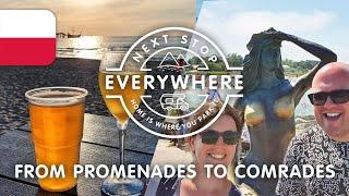 From Promenades to Comrades - Poland's Baltic Coast | Next Stop Everywhere
