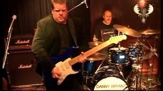 Danny Bryant - Heartbreaker - Live @ Bluesmoose café - Live recorded for Bluesmoose radio