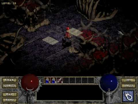 diablo 13 how to get to old trsitram