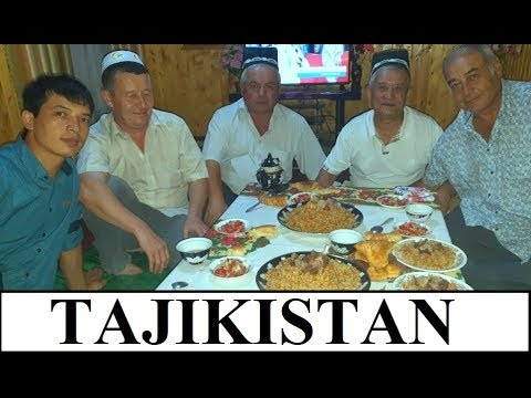 Tajikistan/Khujand Visit Rauf's Family (Amazing Hospitality) Part 18