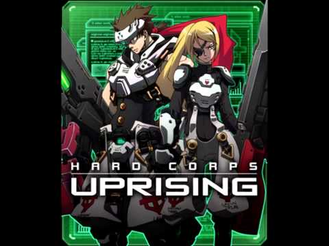 Hard Corps: Uprising - Common Boss Theme 1