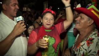 Terceira noite da Buchada da Adélia no pré carnaval de Limoeiro do Norte