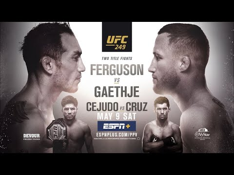 UFC 249 Predictions, Picks and Odds | Straight from the Strip