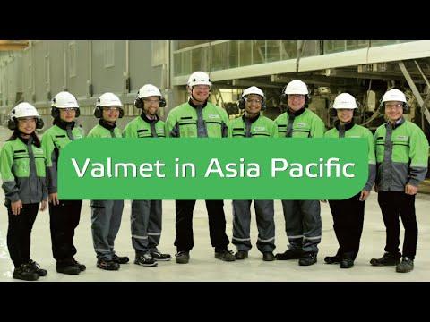 Valmet in Asia Pacific