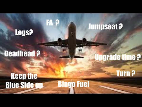 Aviation Terms Every Airline Pilot SHOULD know