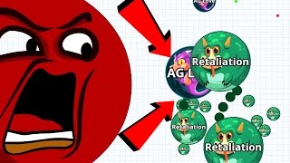 Agario Best Solo Stealing Epic Moments Compilation Agario mobile!