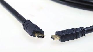 Plenum HDMI Cables