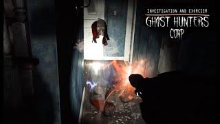 #3【Ghost Hunters Corp】泣き声が響く家