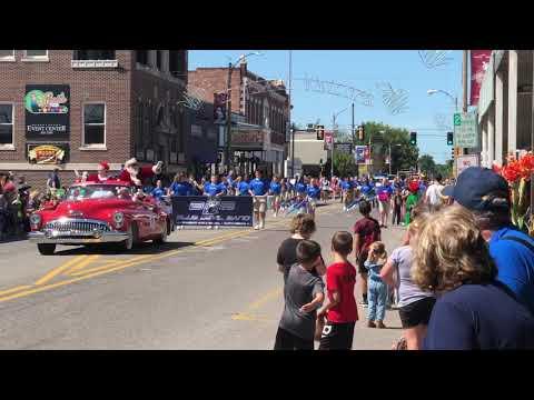 Murphysboro Middle School Marching Blue Devils