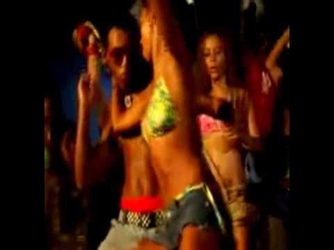Ragga Vybz - Wine up Girl Remix (dj Kaz)