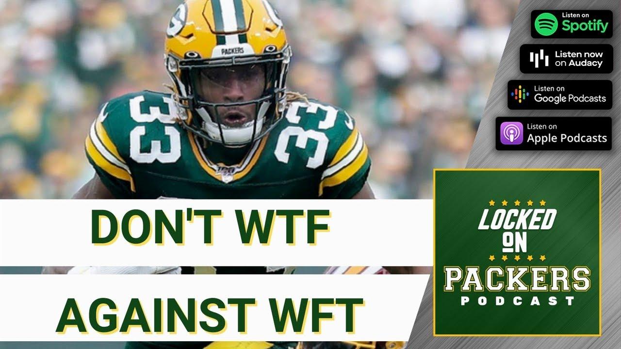 Packers vs. Washington score: Green Bay rolls to sixth straight win ...