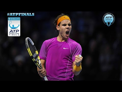 Nadal Edges Murray In 2010 London Finale Classic Moment