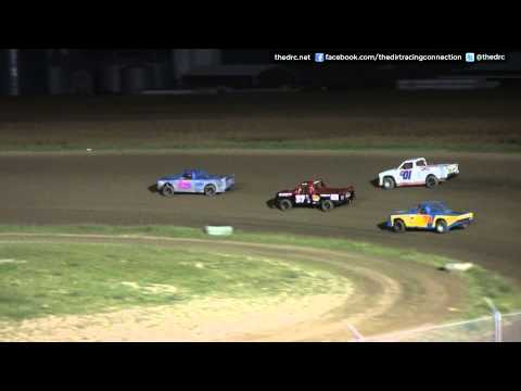 Waynesfield Raceway Park | 9.27.14 | Block Insurance Tough Truck Heat 2