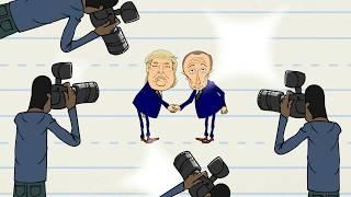 Что на самом деле было на встрече Трампа-Путина