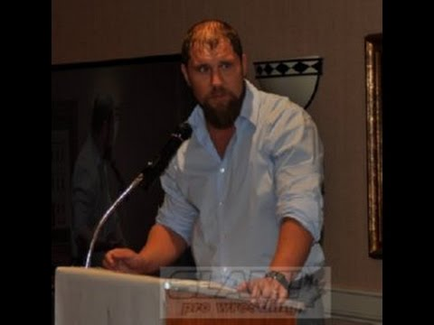 Curtis Axel inducts Curt Hennig into the Pro Wrestling Hall of Fame