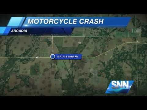 SNN: Sarasota motorcyclist ejected, run over