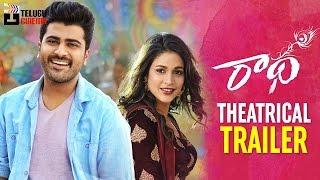 Radha Movie Official Theatrical Trailer | Sharwanand | Lavanya Tripathi | Radhan | #Radha