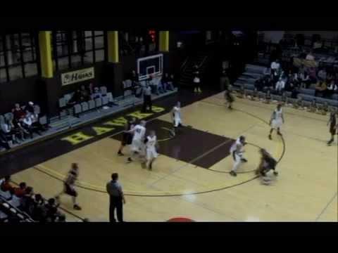 University Of Missouri St Louis Top Basketball Player NBA / OverSeas Prospect Darian Cartharn