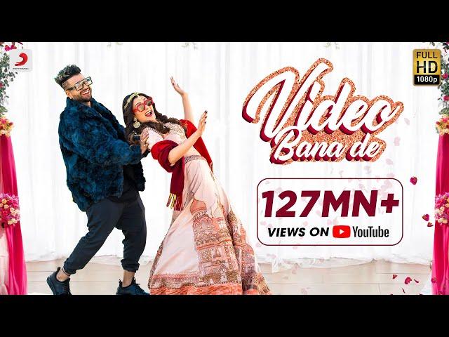 Video Bana De | Sukh - E Muzical Doctorz | Aastha Gill | Jaani | Latest Hit Song 2020