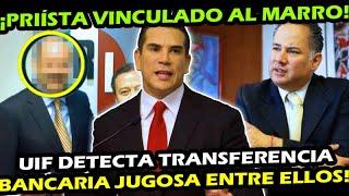 ¡PRIISTA HIZO TRANSFERENCIAS BANCARIAS CON EL QUE AGARRON EN GUANAJUATO! UIF SANTIAGO NIETO REVELA