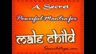 Mantra MALE Child 100% Son Santaan Gopal Mantra - How to Get Pregnant Santan Gopal Mantra