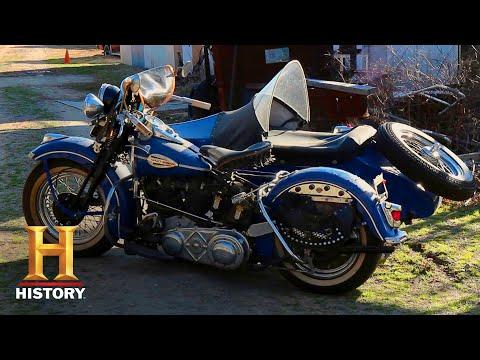 American Pickers: Mike's Motorcycle Mega Bundle (Season 9) | History