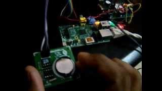 raspberry pi ds1307 clock rtc and 24cxx eeprom memory