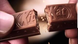 New KitKat Senses Hazelnut