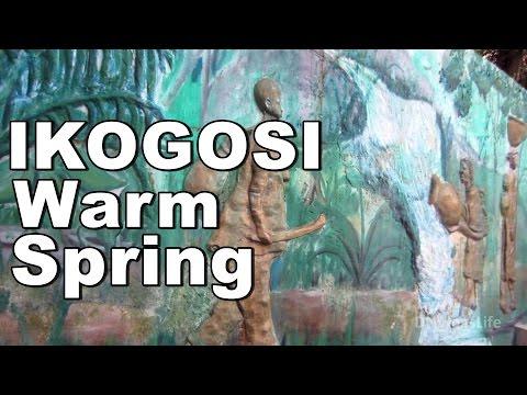 Ikogosi Warm Springs (Visiting Nigeria)