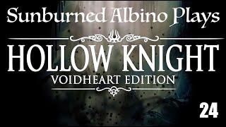 Hollow Knight Voidheart Edition - Sunburned Albino Plays EP 24