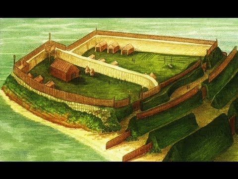 BBC Coast - Burghead Pictish Fort