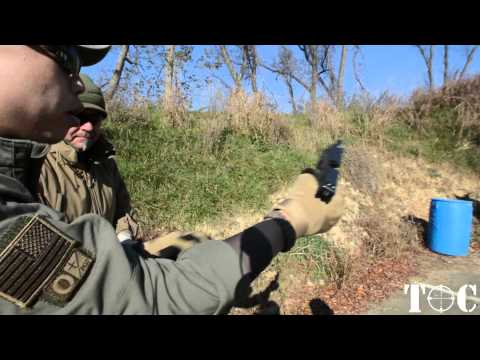 TOC Tactical Pistol 1