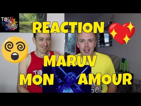 MARUV - Mon Amour - Reaction