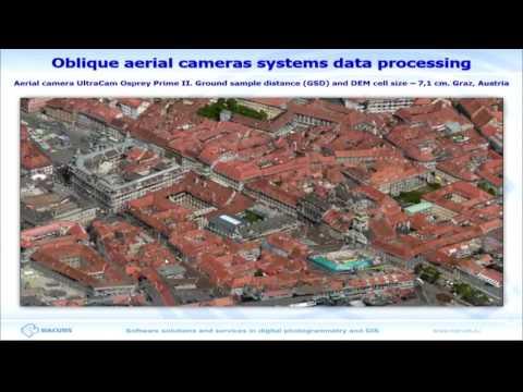 Photogrammetric methods of 3D modelling