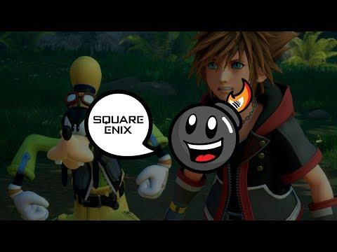 We Talk Over the E3 2018 Square Enix Press Conference