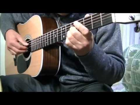 Still -Hillsong- Fingerstyle Guitar Solo (Arr:Den Vichakyothin) Cover