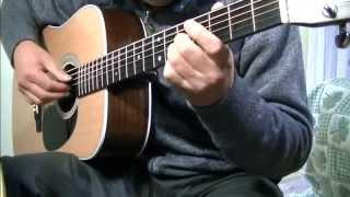 Still -Hillsong- Fingerstyle guitar solo (Arr:Den Vichakyothin) Cover