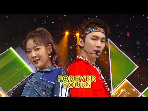 Key - Forever Yours (Feat. Soyou) [SBS Inkigayo Ep 981]