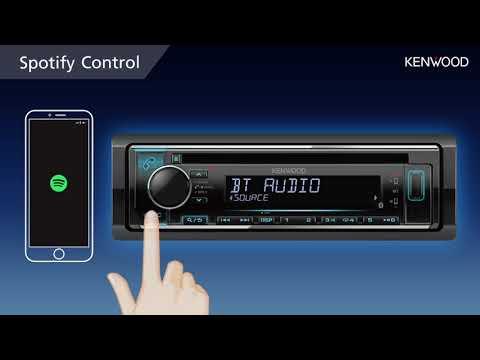 KENWOOD Spotify Control Audio 2018 Mp3