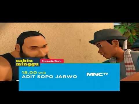 Adit & Sopo Jarwo - Satu Dan Minggu Pkl 18.00 WIB
