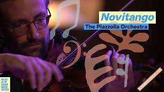Novitango & Oblivion - Piazzolla // The Piazzolla Orchestra (Sommerscenen LIVE)