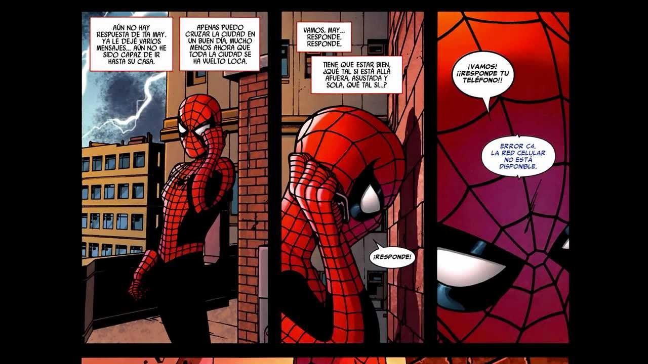 Fear Itself >> FEAR ITSELF SPIDER-MAN #1 HD - YouTube