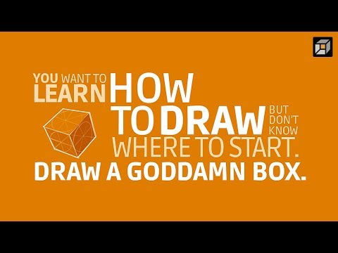 Drawabox: A structured approach to learning how to draw